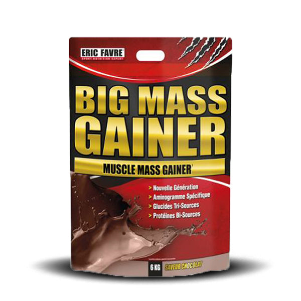 ERIC FAVRE BIG MASS GAINER
