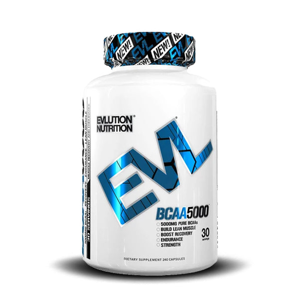EVL BCAA 5000 240 CT