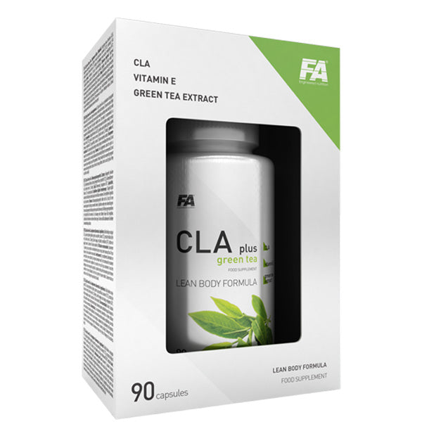 FA Engineered Nutrition CLA Plus Green Tea 90 Tabs