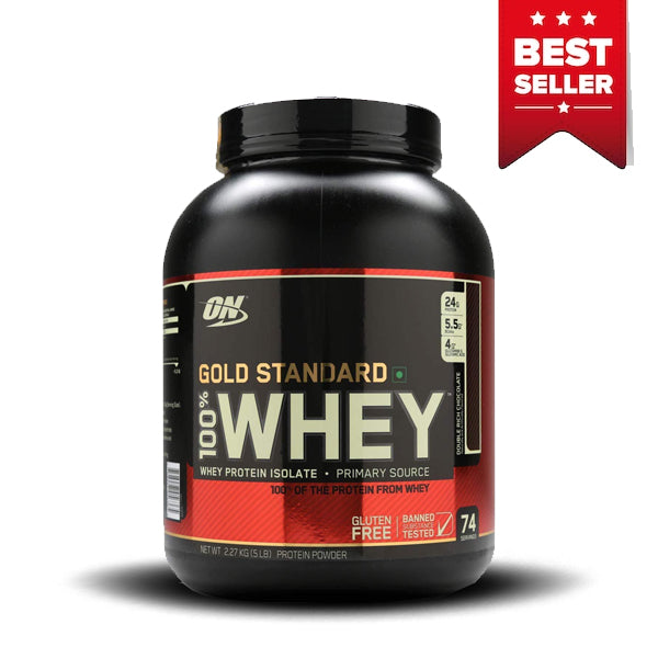 ON GOLD STANDARD 100% WHEY