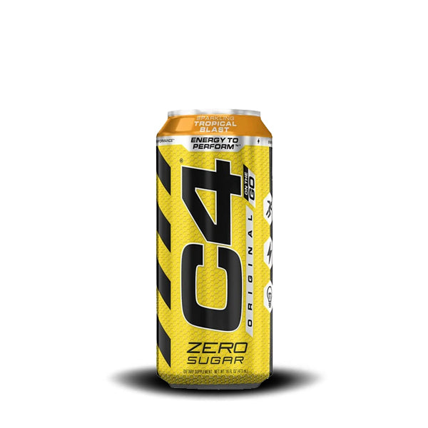 CELLUCOR C4 ON THE GO CARBONATED
