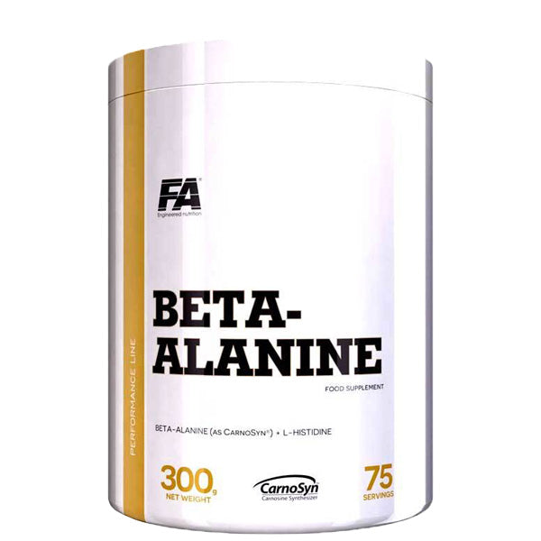 FA Engineered Nutrition Beta Alanine 300 Gram
