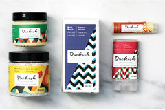 Duckish all natural skin care products