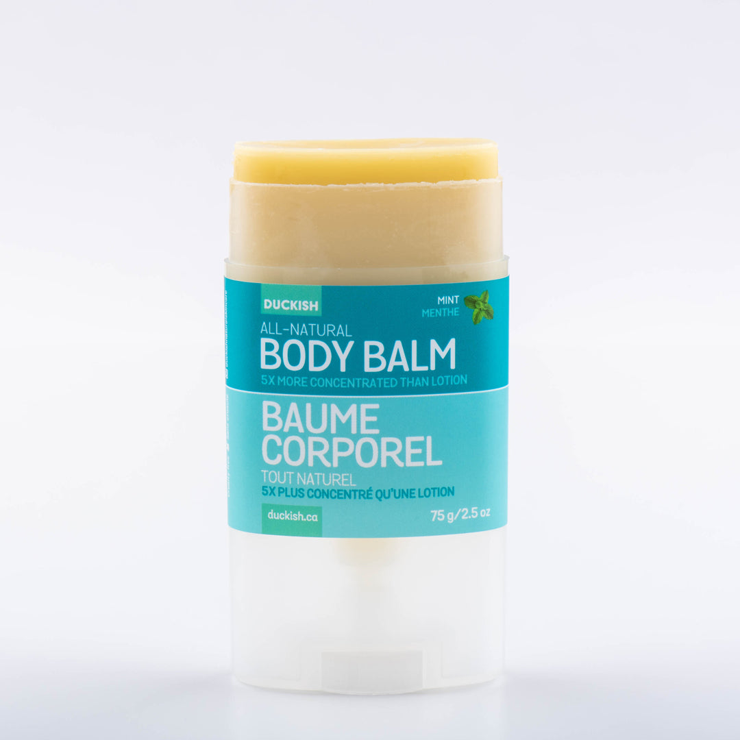 Mini Mint Body Balm Lotion Stick