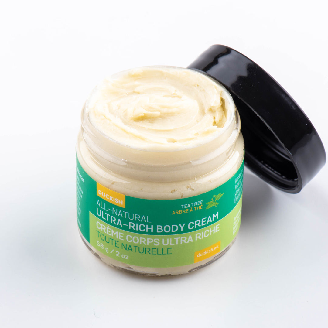 Tea Tree Ultra-RIch Body Cream