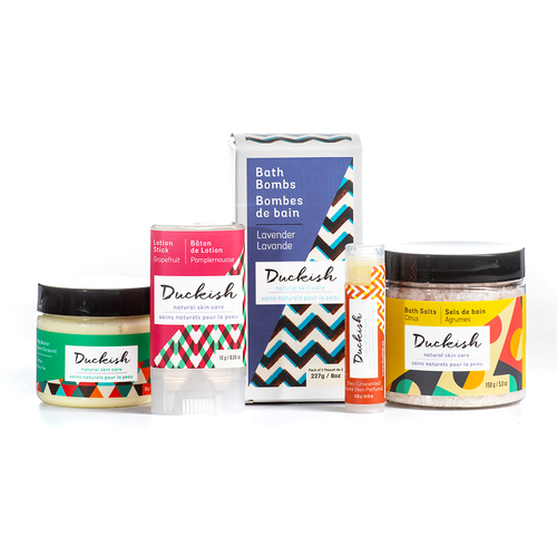 Duckish Starter Gift Set | Duckish Natural Skin Care