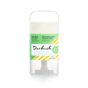All-Natural Diaper Rash Cream Stick Large | Duckish Natural Skin Care