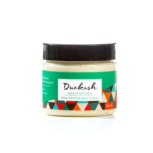Tea Tree Body Butter Cream 2oz | Duckish Natural Skin Care