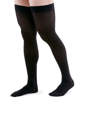 duomed advantage, 15-20 mmHg, Thigh High, Closed Toe