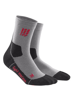 Women's Outdoor Light Merino Mid-Cut Socks