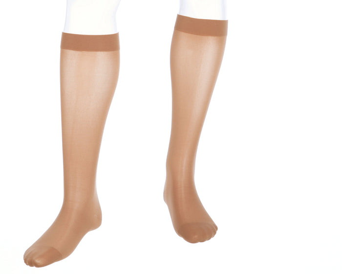 medi assure, 30-40 mmHg, Calf High, Closed Toe