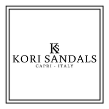 Load image into Gallery viewer, KORI Sandals Capri Italy