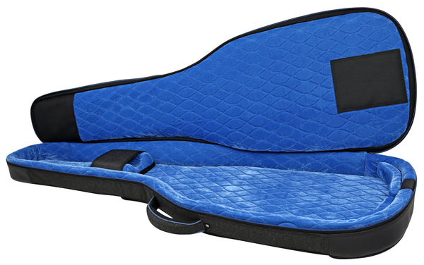 Rb Continental Voyager Electric Bass Guitar Case Reunion