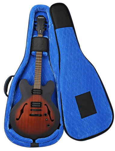 RB Continental Voyager Semi/Hollow Body Electric Guitar Case