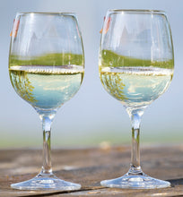Daily Crystal Wine Glasses 12.25 oz