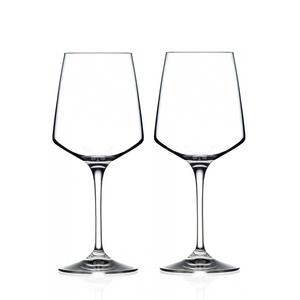 Aria Crystal White Wine Glasses