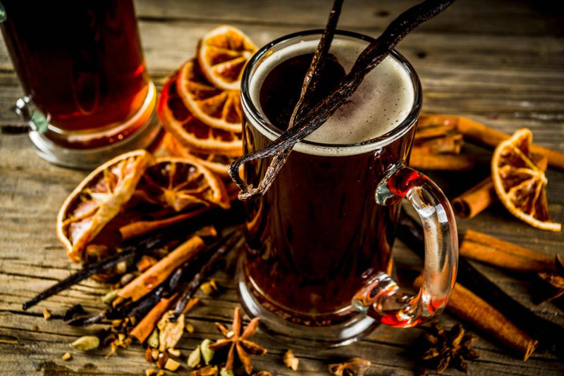 Vanilla Bean Beer Recipe | Native Vanilla
