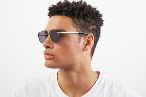 HECTAGON SHAPED AVIATORS