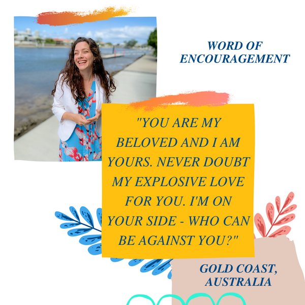 Gold Coast, Australia - A Word of Encouragement