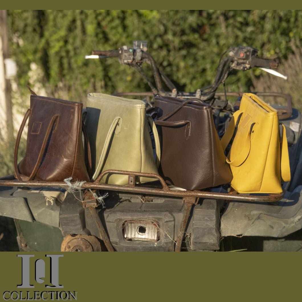 Genuine Leather Handbags - Boots For Sale