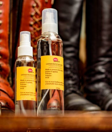 Leather Protector Spray - Boots For Sale