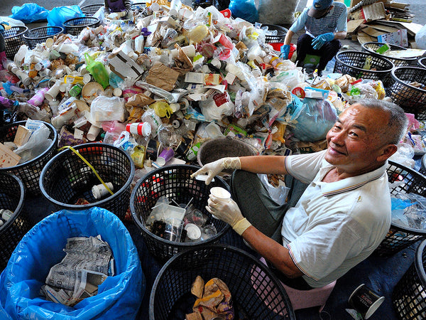 Watch - Recycling, A Lifetime Mission