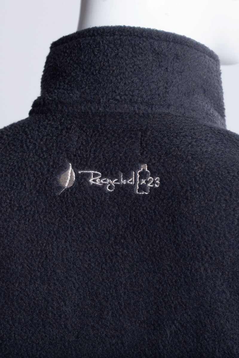 Recycled Material Fleece Vest