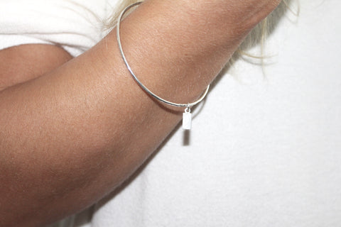 Renfrew Bracelet in Silver