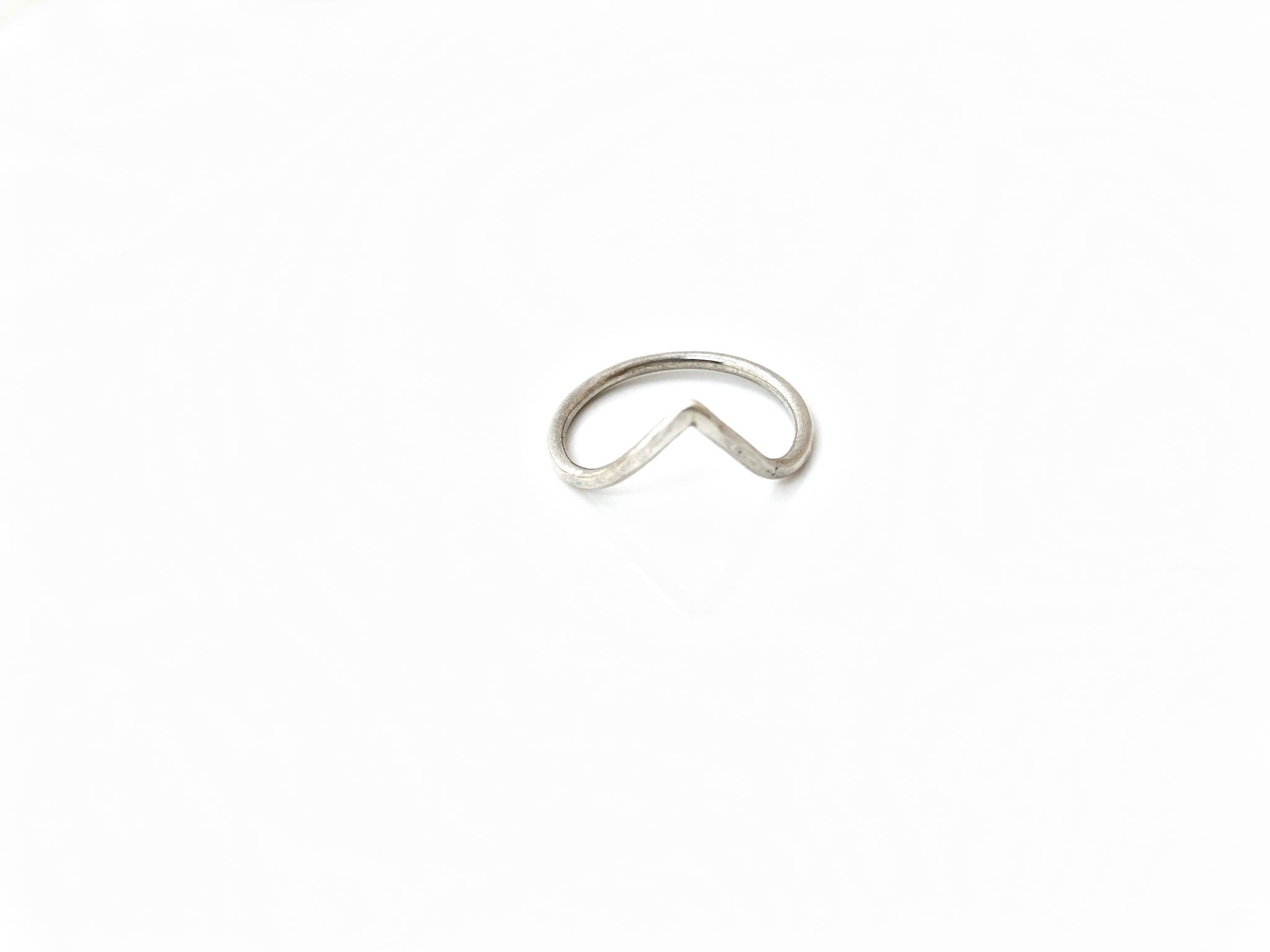 Telkwa Ring in Silver