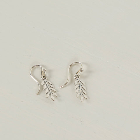 Cascade Earrings | Silver - Charlotte Penman Jewellery