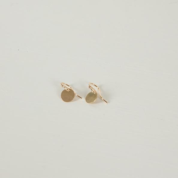 Altea Earrings | Gold - Charlotte Penman Jewellery