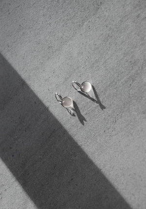 Altea Earrings | Silver