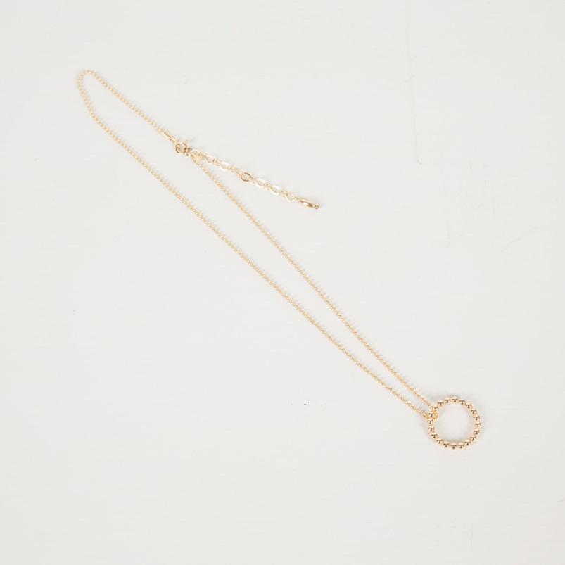 Tempo Necklace | Gold - Charlotte Penman Jewellery