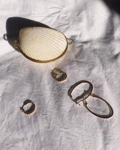 Tempo Hoops | Gold | Medium