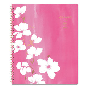 ESAAG5151905 - SORBET WEEKLY-MONTHLY PLANNER, 8 1-2 X 11, PINK-ROSE GOLD-WHITE, 2019