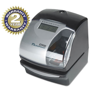 ESACP010209000 - Es900 Digital Automatic 3-In-1 Machine, Silver And Black