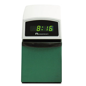 ESACP016000001 - Etc Digital Automatic Time Clock With Stamp