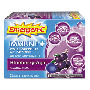 ESALA100007 - Immune+ Formula, .3oz, Blueberry Acai, 30-pack