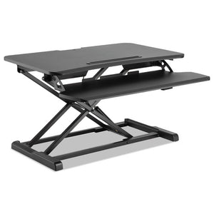 "ESALEAEWR3B - ADAPTIVERGO SIT-STAND WORKSTATION, 31 1-2"" X 26 1-8"" X 19 7-8"", BLACK"