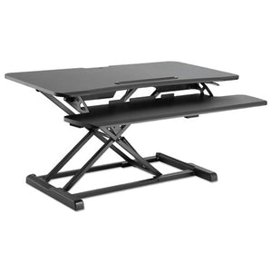 "ESALEAEWR4B - ADAPTIVERGO SIT-STAND WORKSTATION, 37 3-8"" X 26 1-8"" X 19 7-8"", BLACK"