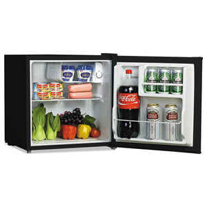 ESALERF616B - 1.6 Cu. Ft. Refrigerator With Chiller Compartment, Black