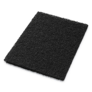 "ESAMF40011218 - STRIPPING PADS, 12"" X 18"", BLACK, 5-CARTON"