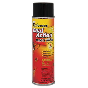 ESAMR1047651 - Dual Action Insect Killer, For Flying-crawling Insects, 17oz Aerosol,12-carton