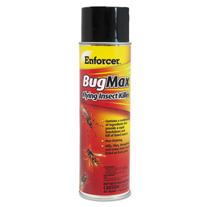 ESAMREBMFIK16CT - Bugmax Flying Insect Killer, 16 Oz Aerosol Can, 12-carton
