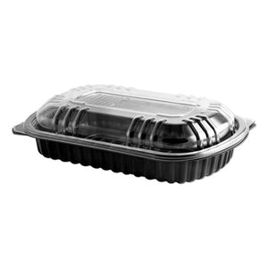 Anchor Packaging MicroRaves® Rib Containers with Vented OPS Anti-Fog Lids