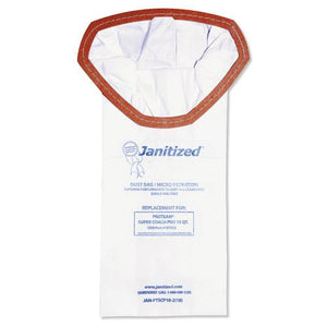ESAPCJANPTSCP102 - VACUUM FILTER BAGS DESIGNED TO FIT PROTEAM SUPER COACH PRO 10, 100-CT