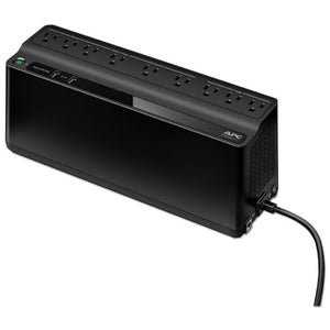 ESAPWBE850M2 - Smart-Ups 850 Va Battery Backup System, 9 Outlets, 354 J
