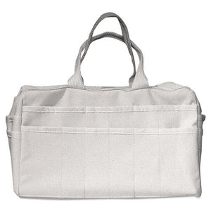 ESATA73110 - Canvas Organizer Bag, 24 Pockets, 16in