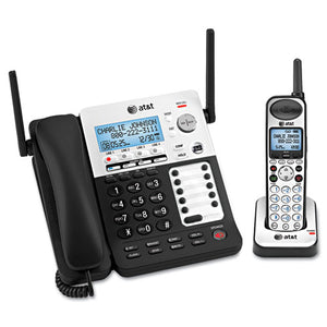 ESATTSB67138 - Sb67138 Dect 6.0 Phone-answering System, 4 Line, 1 Corded-1 Cordless Handset