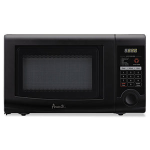 ESAVAMO7192TB - 0.7 Cubic Foot Capacity Microwave Oven, 700 Watts, Black